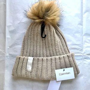 Calvin Klein Knit Winter Hat